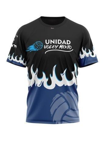 camisetas de voley personalizadas