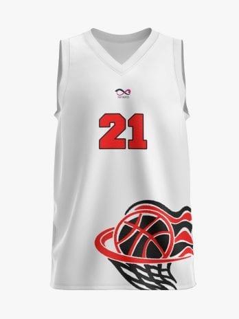 Musculosa de basquet Big Personalizada