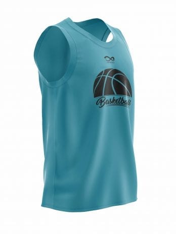 Musculosa de basquet economica Personalizada
